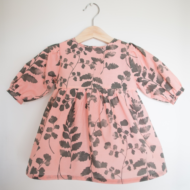 Fern Smock Dress