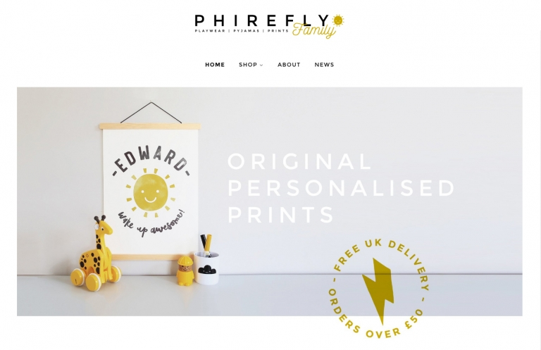 www.phireflyfamily.co.uk